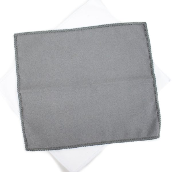 Microfiber Eyeglass Amp Screen Cleaning Cloths 2 Count