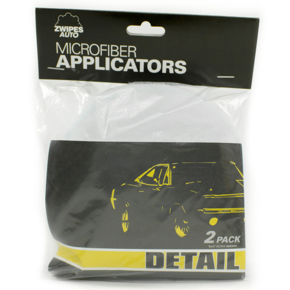 "Wax Applicators 5"", Package of 2"