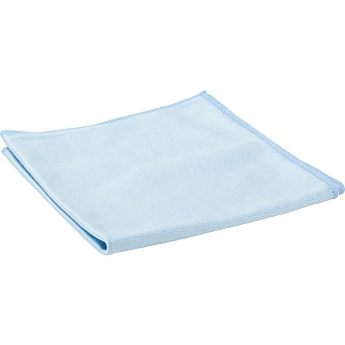 "Microfiber Glass Cloth 16 x 16"", Package of 12"