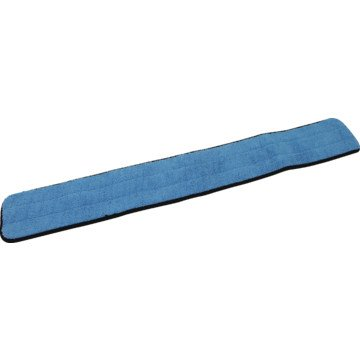 "Microfiber Damp/Dry Mop Pad 36"", Pack of 3, Looped Blue"